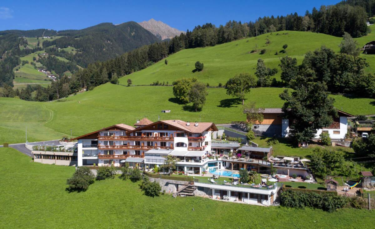 Hotel Schenna Sudtirol Naturhotel Gruberhof